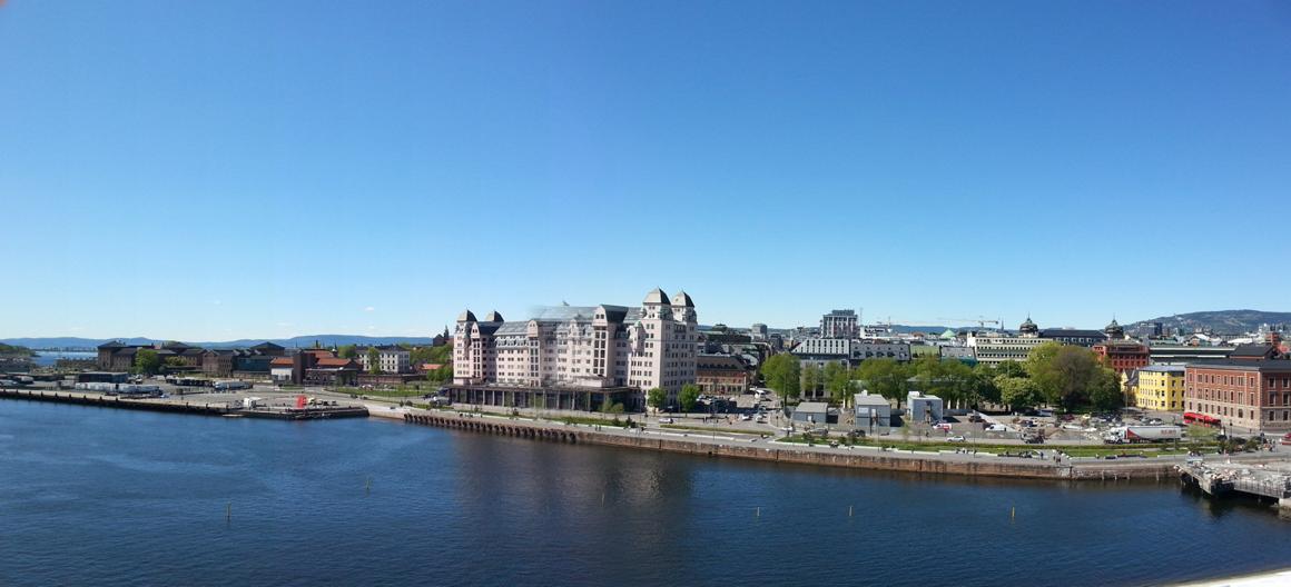 Oslo, photo Jana Maršíková