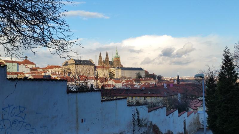 Prague castle, Photo Z. Palkova