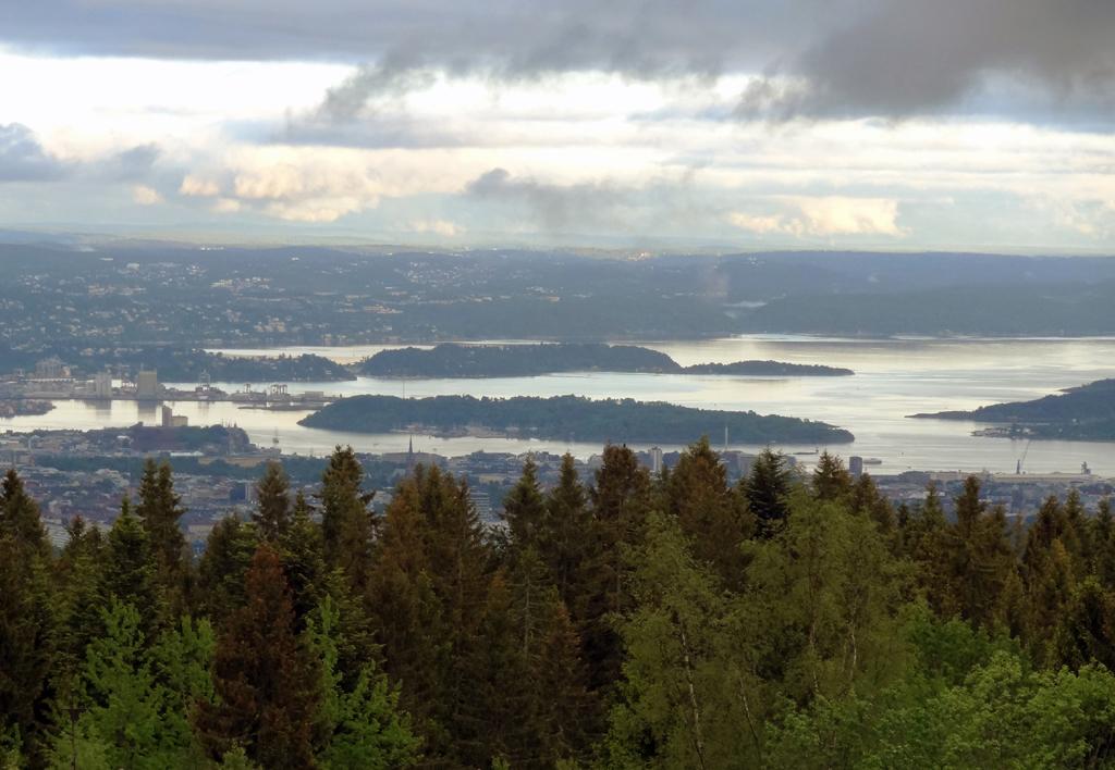 Oslo, photo Z. Palkova