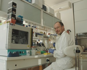 Institute of Microbiology, northern blot hybridization