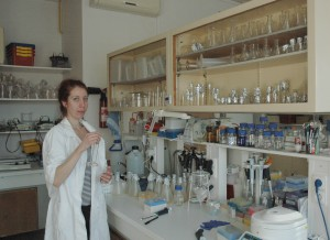 Institute of Microbiology, cultivation of yeast clones for genomic DNA extraction