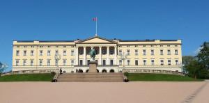The Royal Palace, Oslo