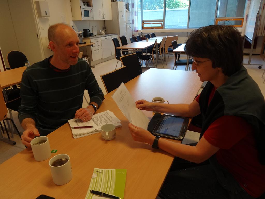 Steering Committee Meeting, Photo L. Vachová