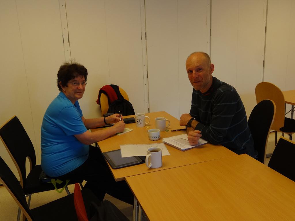 Steering Committee Meeting, Photo Z. Palková
